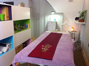 Table Massage O'Coeur - Massage relaxant Antibes